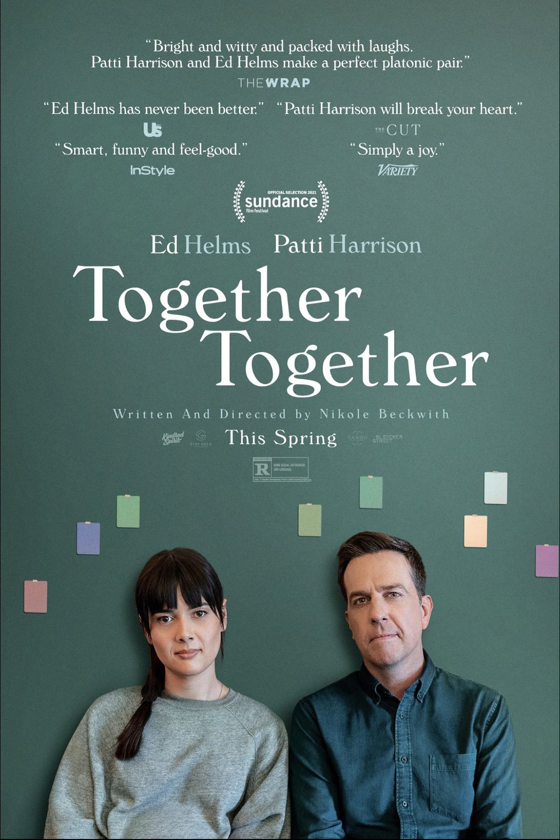 Poster for Together Together