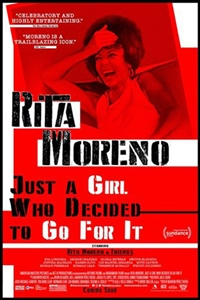 Poster of Rita Moreno: Just a Girl Who Decided ...