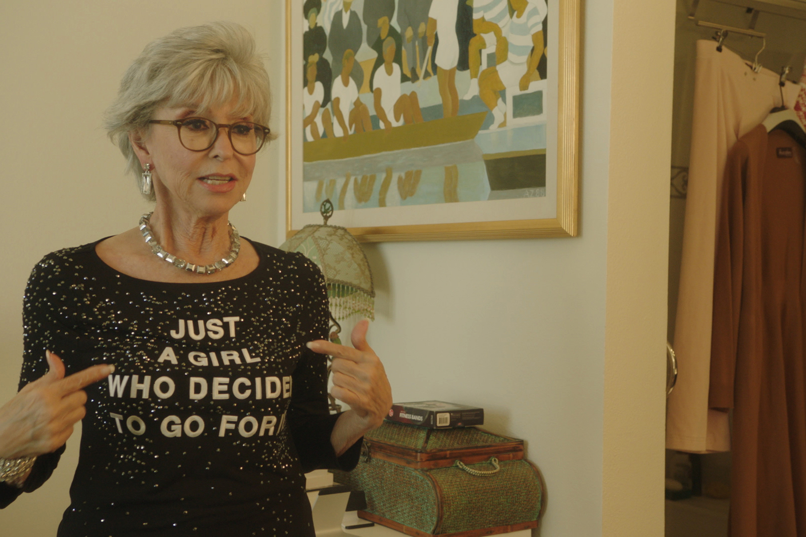 Photo 0 for Rita Moreno: Just a Girl Who Decided to Go For It