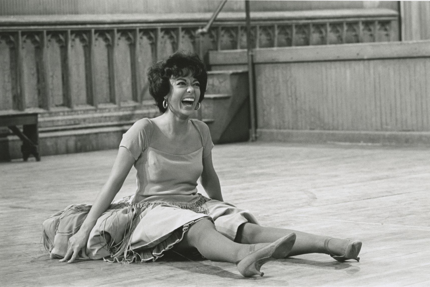 Photo 1 for Rita Moreno: Just a Girl Who Decided to Go For It