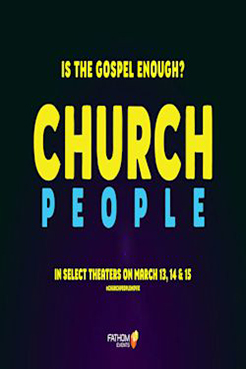 Poster of Church People (Fathom)