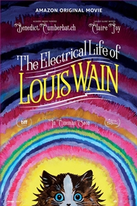 Poster of The Electrical Life of Louis Wain