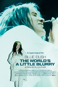 Billie Eilish: The Worlds a Little Blurry - IMAX 2D Experience Poster