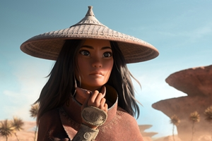 Raya and the Last Dragon: The 2D IMAX Experience Still 2