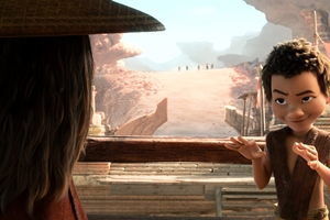 Raya and the Last Dragon: The 2D IMAX Experience trailer