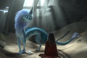 Raya and the Last Dragon 3D Still 1