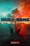 Godzilla vs Kong 3D Poster