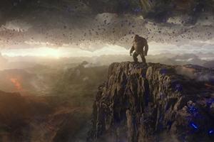 Still 7 for Godzilla vs Kong 3D