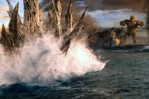 Still 9 for Godzilla vs Kong 3D