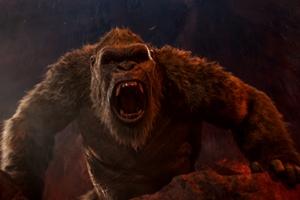 Godzilla vs Kong: The IMAX Experience Still 2
