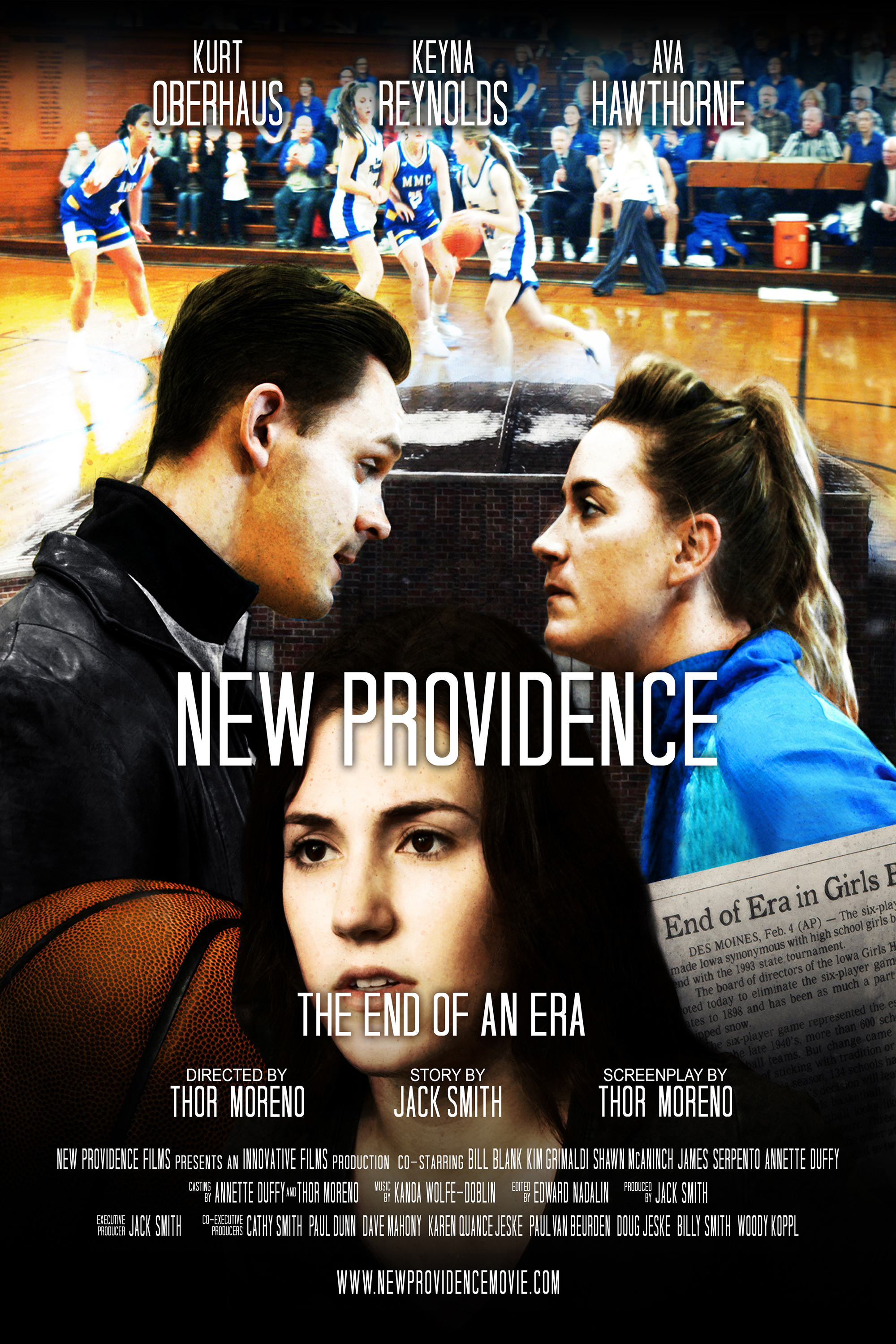 Poster of New Providence