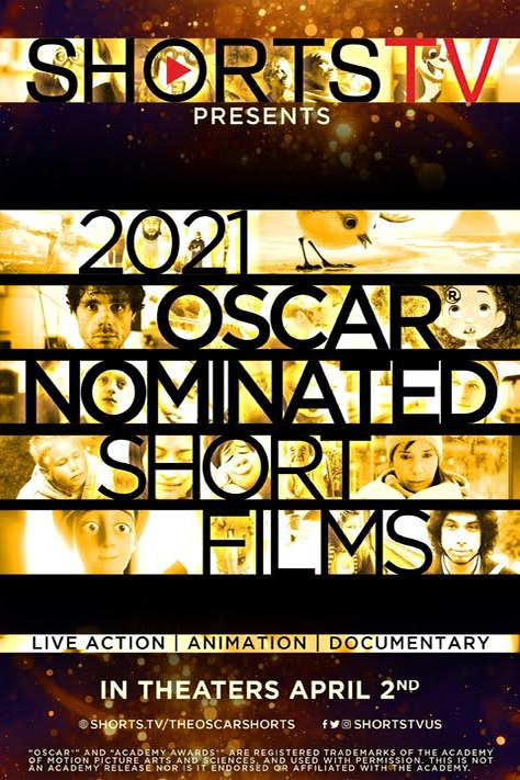 Poster for 2021 Oscar Nominated Shorts: Live Action