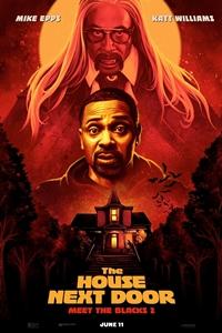 Poster of The House Next Door: Meet the Blacks ...