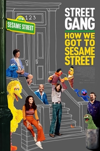 Poster of Street Gang: How We Got to Sesame Street
