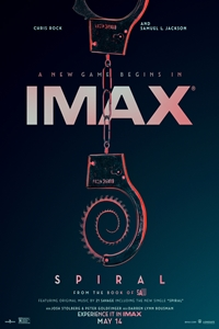 Spiral: SAW - The IMAX 2D Experience poster