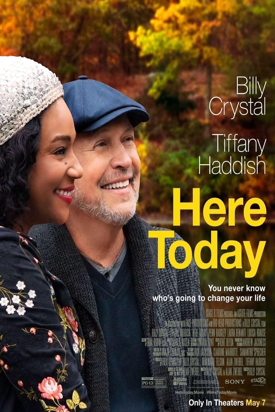 Poster for Here Today