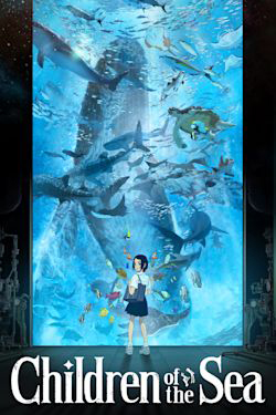 Poster for Children of the Sea (Encore)
