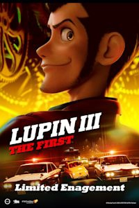 Lupin III: The First (Encore) Poster