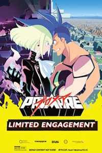 Poster of Promare (Complete)