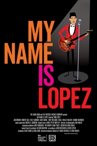 Poster of My Name Is Lopez