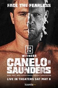 Poster of DAZN: Canelo vs. Saunders