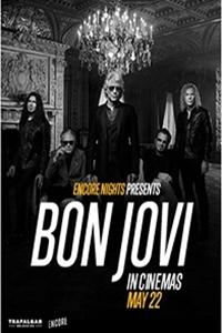 Bon Jovi From Encore Nights Poster