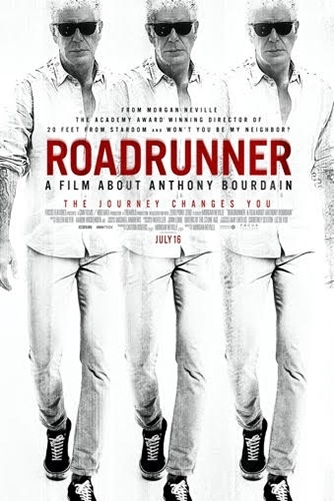 Poster of Roadrunner: A Film About Anthony Bourdain
