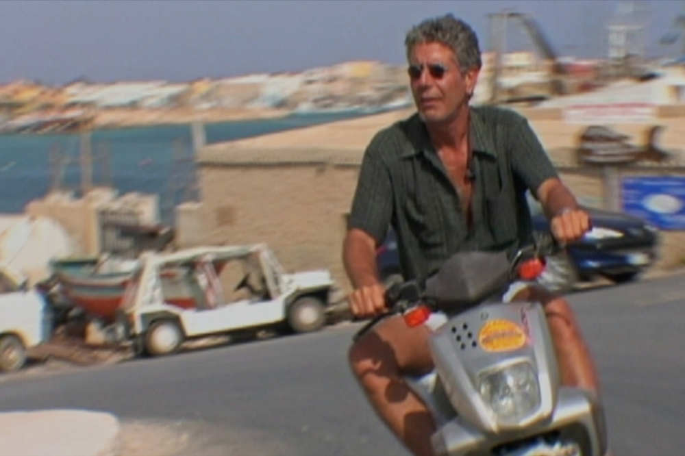Hero Image for Roadrunner: A Film About Anthony Bourdain