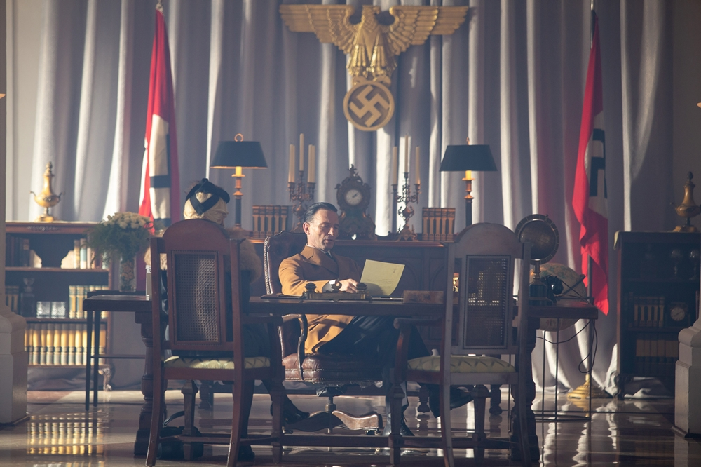 American Traitor: The Trial of Axis Sally | Bow Tie Cinemas