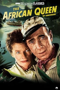Poster of The African Queen 70th Anniversary presented by TCM