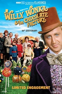 Poster of Willy Wonka & the Chocolate Factory 50th Anniversary presented by TCM
