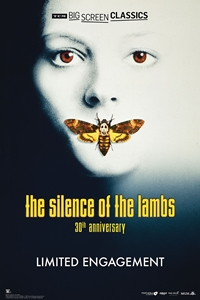 Poster of Silence of the Lambs 30th Anniversary presented by