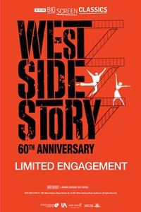 West Side Story 60th Anniversary presented by TCM Poster