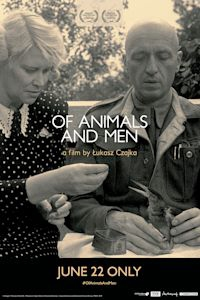 Poster of Of Animals and Men