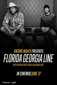 Poster of Florida Georgia Line from Encore Nights