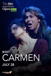 Poster of Met Summer Encore: Carmen