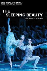 Poster of Bolshoi Ballet: The Sleeping Beauty (Encore)