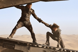 Dune: The IMAX Experience Still 4