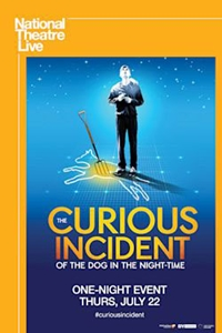 Poster of National Theatre Live: The Curious Incident of the