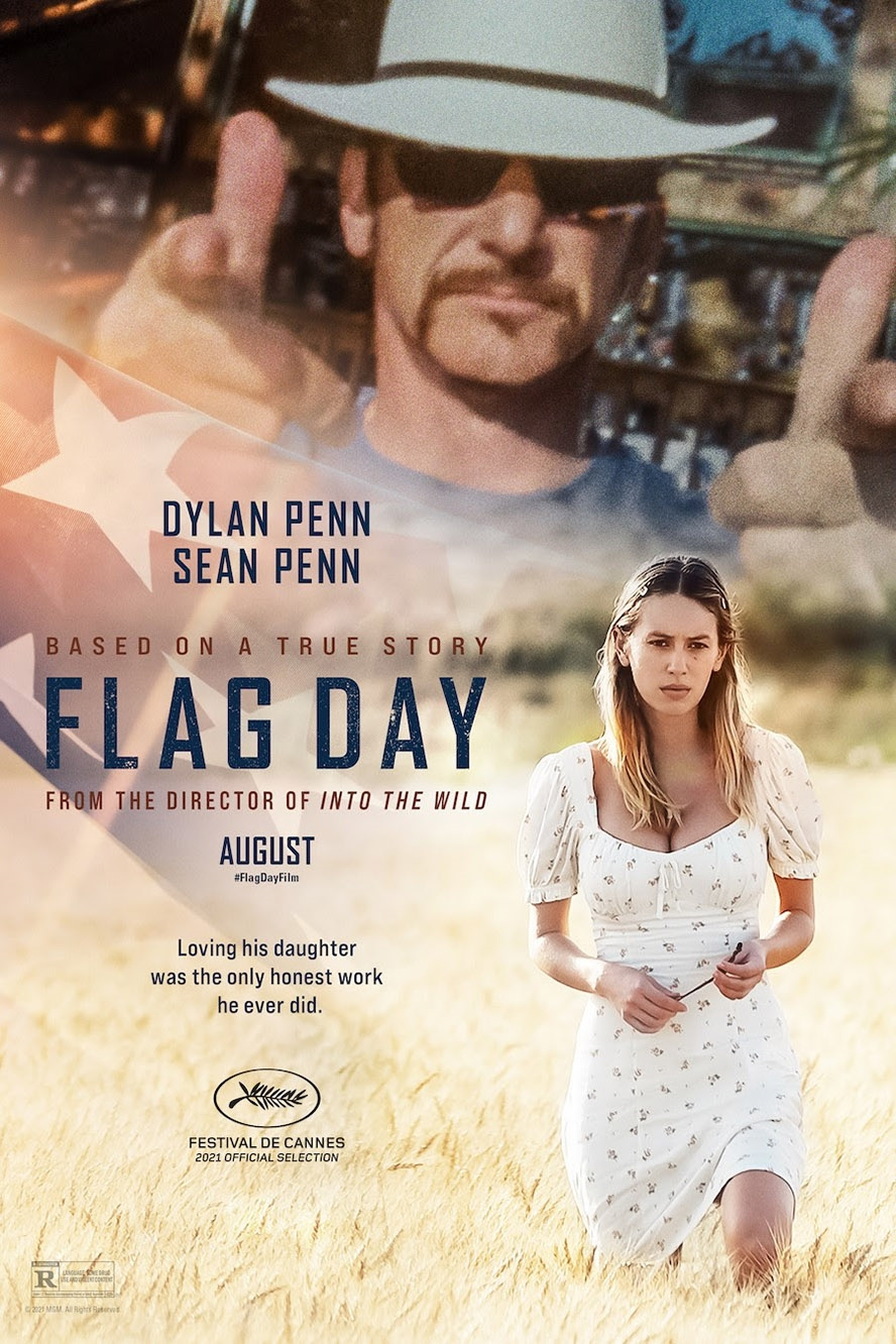 Poster for Flag Day