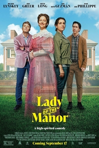 Poster of Lady of the Manor