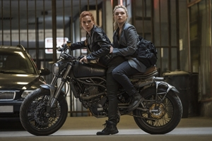 Still 2 from Black Widow: The IMAX 2D Experience
