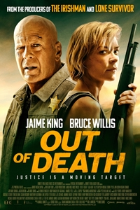 Poster for Out of Death