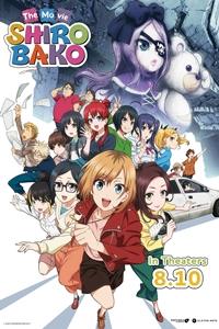 SHIROBAKO The Movie Poster