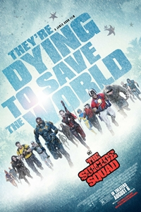 The Suicide Squad: The IMAX 2D Experience poster