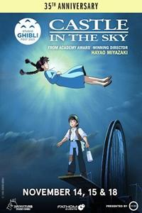 Castle in the Sky - Studio Ghibli Fest 2021