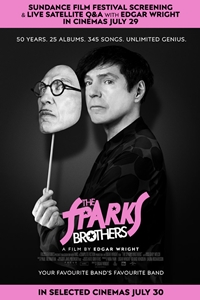 The Sparks Brothers + Q&A with Edgar Wright