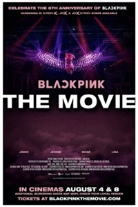 Poster of BLACKPINK THE MOVIE