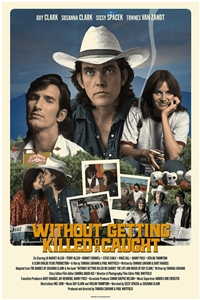 Poster for Without Getting Killed or Caught