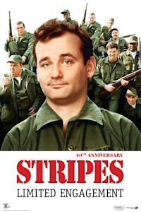 Poster of Stripes 40th Anniversary